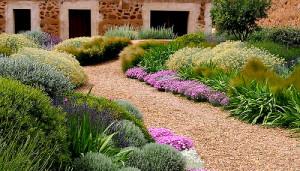 jardines xerófilos
